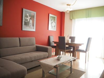 Photo for Cozy and modern apartment in Pineda de Mar.