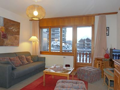 Photo for Apartment in the center of Nendaz with Lift, Parking, Internet, Washing machine (37651)