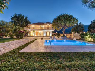 Photo for Agricola Villa- Private villa with pool, 3 bedrooms with en-suite facilities.