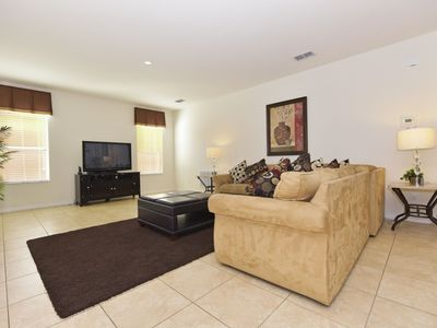 Photo for Spectacular 6 Bedroom only 7 minutes from Disney!