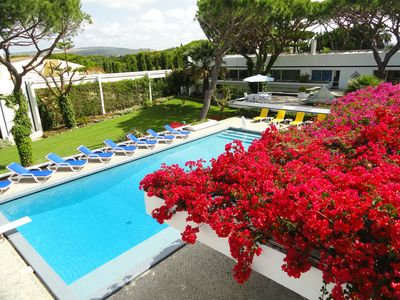Photo for Vilamarques - 9 bed Boutique villa with private disco and 9 seater van Included