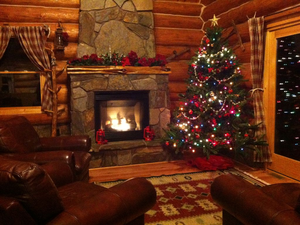 Christmas At The Cabin!