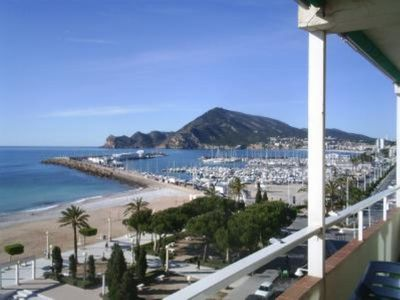 Photo for APARTMENT AT THE FRONTLINE  / SEASIDE OF ALTEA
