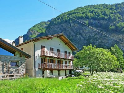 Photo for Apartment Le Myosotis  in Ollomont (AO), Aosta Valley - 3 persons, 1 bedroom