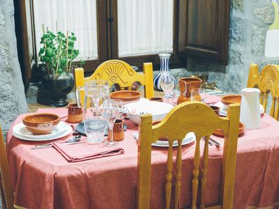 Photo for Rural house (rental) Antigua Tahona for 6 people
