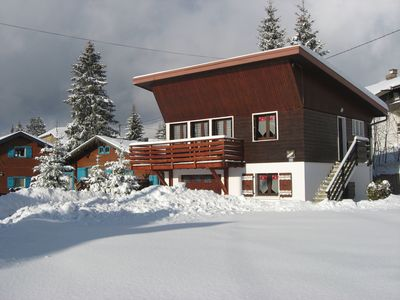 Photo for CHALET HOLIDAY ROUSSES