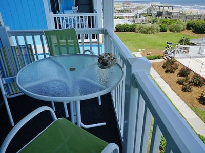 Photo for Beachfront 3 Bedroom Condo at beautiful Ocean Isle Beach, NC