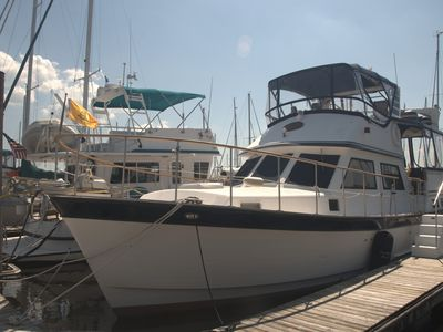 Rent a Classic Yacht at a private marina