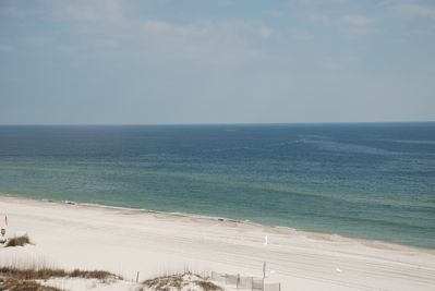 What you will see from our 5th floor balcony!