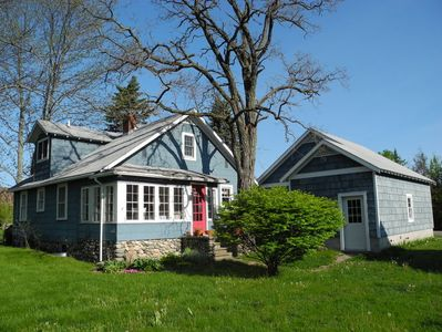 Photo for Discover Cape Cottage - Minutes From Downtown Suttons Bay and Pet Friendly