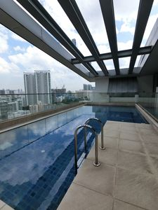 Photo for Amazing Spacious 1 Bedroom Apartment Unit @ Balestier Central VV