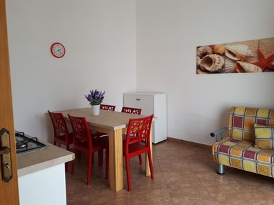 Photo for 1BR House Vacation Rental in Torre Lapillo, Puglia