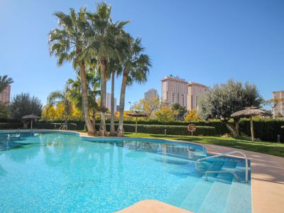 Photo for Apartment Torre Dos Calas in Benidorm - 4 persons, 2 bedrooms