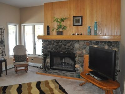 Photo for North Tahoe Getaway Steps From Beach
