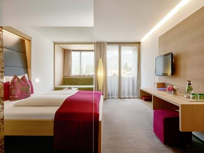 Photo for Double Room Mountain View HP - Ritzenhof Hotel and Spa am See