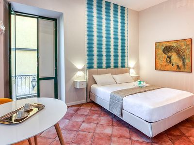 Photo for Appartamento Zeno: A modern and graceful apartment located in the center of Salerno, with Free WI-FI.