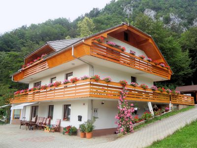 Photo for Superior Apartment With 3 Balconies In the Lake Bled Area Of Slovenia