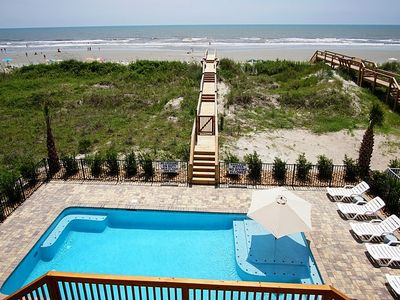 Photo for Brand New! Oceanfront, Luxury w/Private Pool & Theater