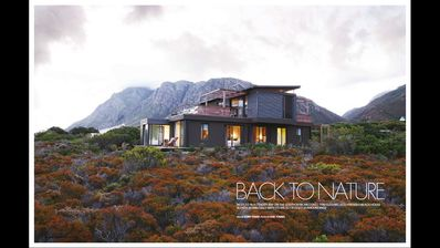 Photo for House Vacation Rental in Betty's Bay, Western Cape
