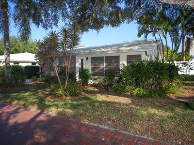 Photo for Horizons West #E-9 is a 2 Bedroom 2 Bath Bayside Villla on Siesta Key!