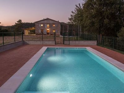 Photo for Formidable rural house near Barcelona, ideal for families or groups