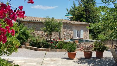 Photo for Lovely Cottage with all comodities in Palma de Mallorca, garden pool & WiFi