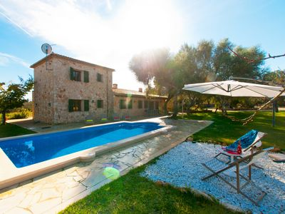 Photo for V. Ses Rotes Velles - Villa for 8 people in Costitx