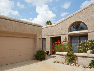 Photo for ANZA BORREGO DESERT HOME in Private Gated Golf Community of Rams Hill