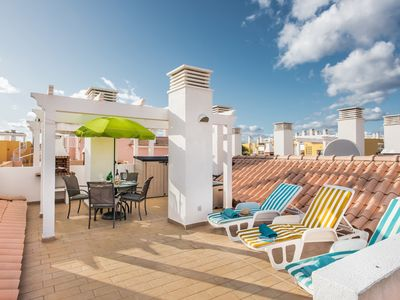 Photo for Apartment Marmelo | Superb Penthouse with roof terrace, 2 bedrooms