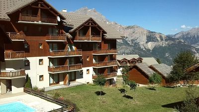 Photo for CH33PAE - TRIPLEX CHALET 4 BEDROOM, TERRACE AND BALCONY