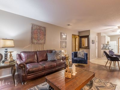 Photo for Lux stay at Yeomans Place! Make this designer decorated space your next stay!