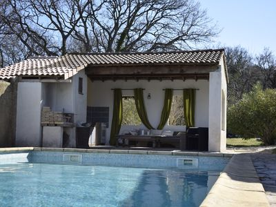 Photo for Villa campaign 3 bedrooms with large pool and not overlooked