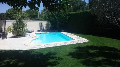 Photo for House with garden and private pool, near the creeks