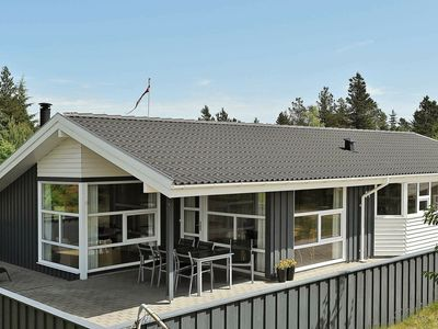 Photo for Luxurious holiday home in Henne with golf course nearby