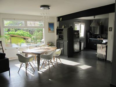 Photo for 160M2 HOUSE WITH GARDEN AND POOL, DOWNTOWN MONTPELLIER