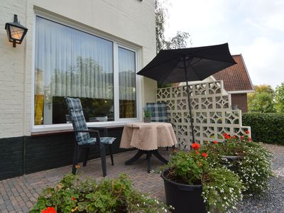 Photo for Holiday apartment on the ground floor with terrace, centrally in South Limburg