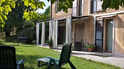"""Photo for QUIET """"CASA DELL'ARTISTA"""" IN HILLY POSITION WITH WIFI AND AIRCO"""