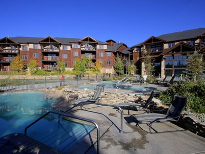 Photo for GRAND TIMBER LODGE, Breckenridge 1 bedroom, 1/26/19 - 2/2/19  sleeps 4