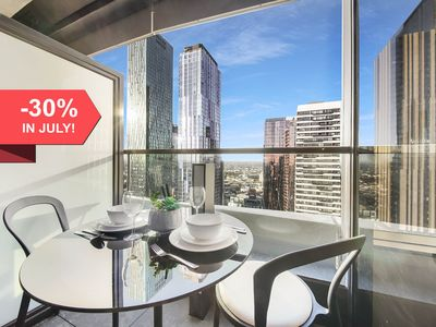 Photo for A Cozy Apt with City Views Near Melbourne Central