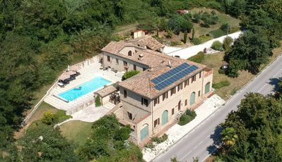 Photo for 2BR Apartment Vacation Rental in Cupramontana, Marche