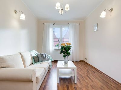 Photo for Gdańsk Old Town - One Bedroom Apartment, Sleeps 4