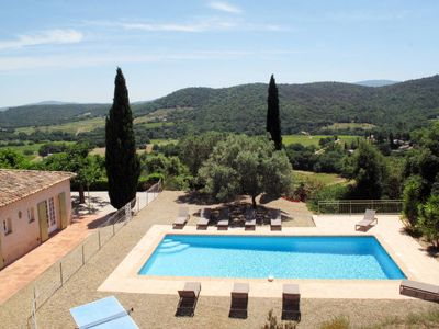 Photo for Vacation home Mas des Chênes (GRI120) in Grimaud - 10 persons, 5 bedrooms