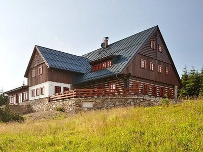 Photo for Holiday house with individual wellness area just 600 meters from the ski Spindleruv Mlyn
