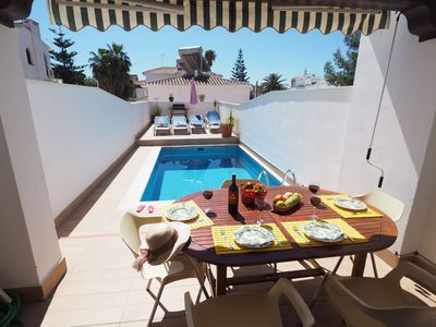 Photo for Nerja Paradise Rentals - Villa Daisy