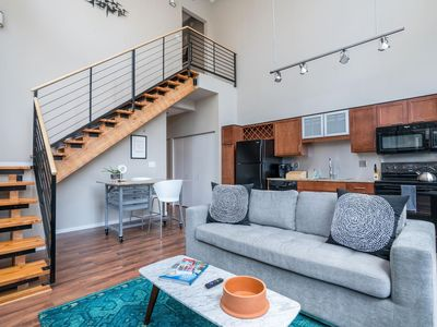 Photo for Unique Loft in the City of Lakes