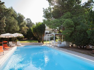 Photo for Villa with large pool