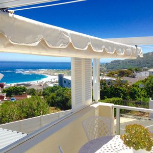 Photo for Camps Bay Cottage with Sea Views and Pool and Free WI FI
