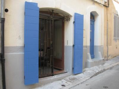"Photo for THE BLUE SHUTTERS(SECTORS) "" STUDIO OF CHARACTER IN "" THE BASKET "" / district HISTORY / CENTRE CITY: IDEAL FOR THE LEISURE ACTIVITIES AND THE PROFESSIONAL TRAVELS(MOVEMEN"
