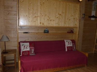 Photo for Apartment Vacation Rental in Saint-Gervais-les-Bains