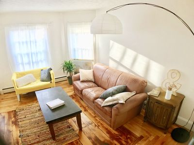 Photo for Spacious Portland Getaway 5mins to Downtown+ Parking+ Laundry